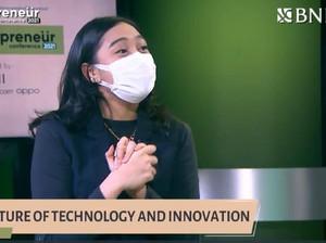 Cara Putri Tanjung Bantu Wanita Indonesia Kembangkan Industri Kreatif