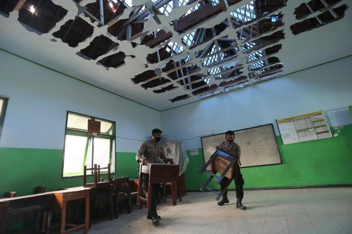 Gempa Malang M 6,1 Rusak 327 Bangunan di Blitar, Kerugian Materiil Rp 1,3 Miliar