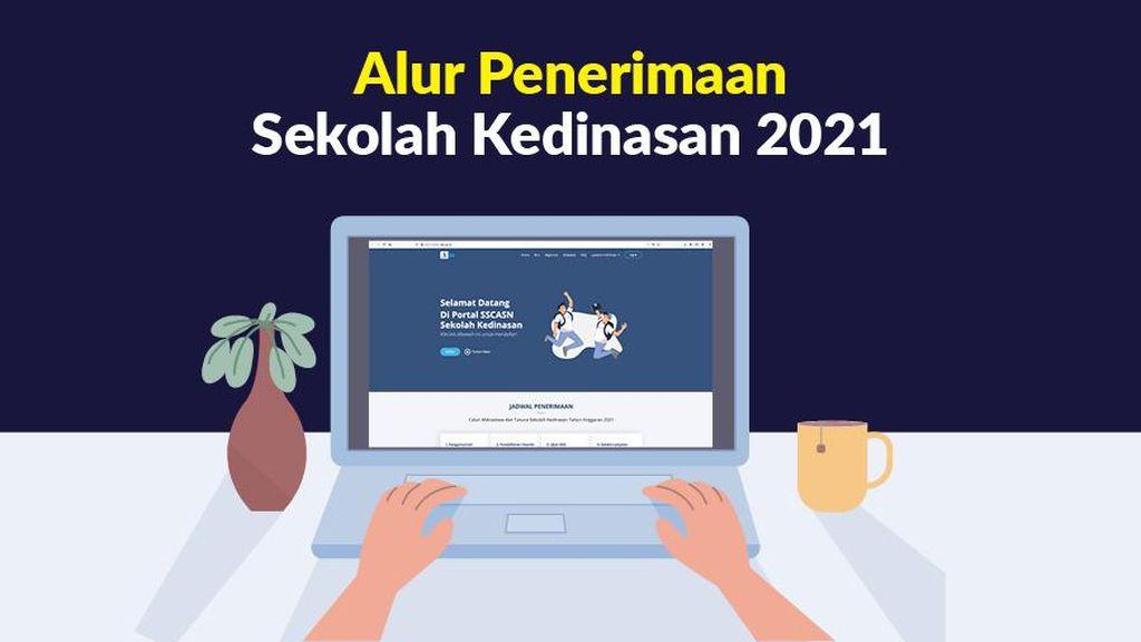 Simak Alur Penerimaan Sekolah Kedinasan 2021