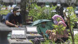 Gerindra Bela Anies soal Larangan Ziarah: Prokes Sulit Diterapkan di TPU