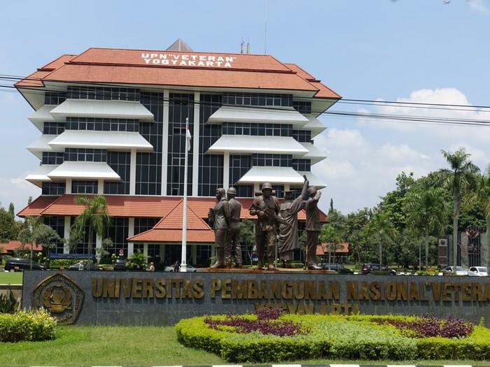 Kampus UPN Veteran Yogyakarta