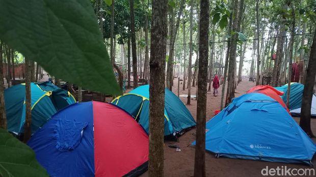 Kebon Jatidipala di Karawang, Jabar