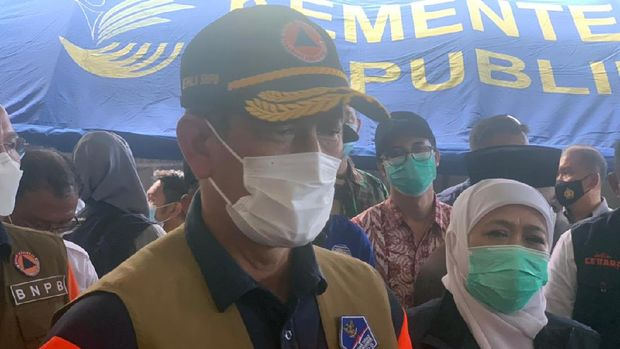 Kepala Badan Nasional Penanggulangan Bencana (BNPB), Doni Monardo