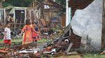 Potret Rumah Warga yang Rusak Gegara Gempa Malang
