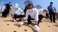 Lestarikan Lingkungan dengan Konservasi Terumbu Karang-Pelepasan Tukik