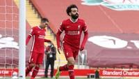 Salah Bilang Gini Saat Liverpool Tertinggal: Duh, Kalah Lagi Nih?
