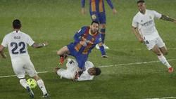 Madrid Vs Barcelona: Messi Mejan di 7 El Clasico Beruntun