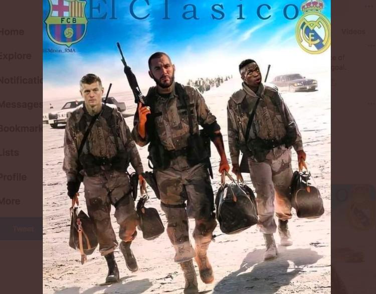 Meme El Classico