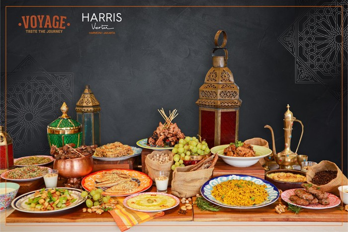 Menu Ramadhan HARRIS Vertu Harmoni