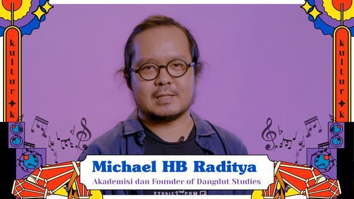 Michael HB Raditya