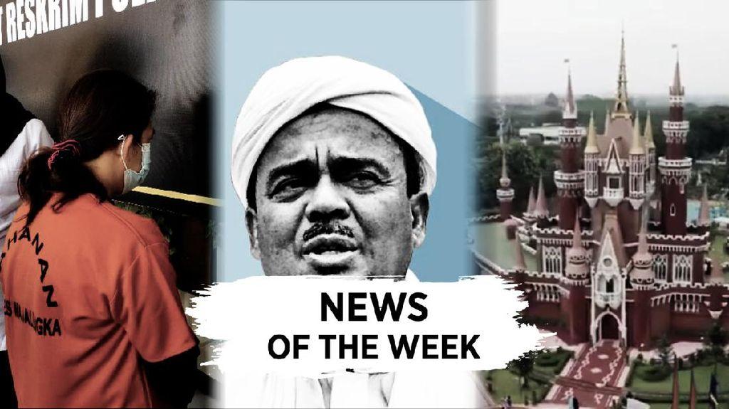 News of The Week: Ibu Jadikan Anak PSK, Eksepsi Rizieq Ditolak
