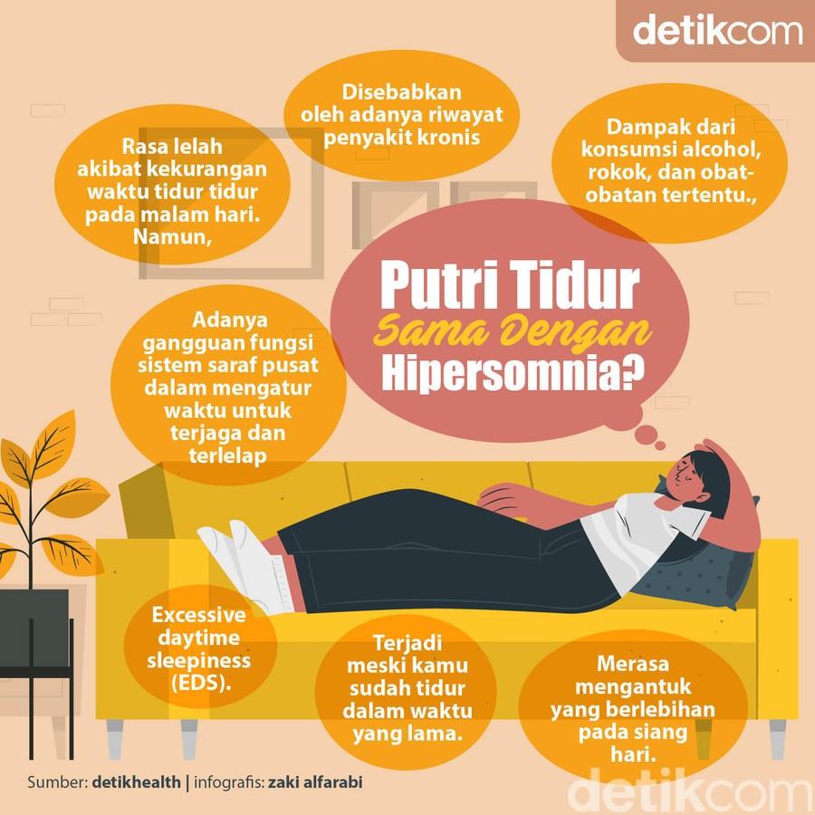 Ngantuk Melulu Sepanjang Hari, Hipersomnia atau Sindrom Putri Tidur?