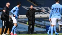 Man City Kalah, Guardiola Tak Menyesal Lakukan Rotasi