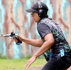 Atlet Muda Omar Rawiendra Ikut Kejuaraan Piala Danjen Kopassus