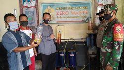 Ikut Lomba Kampung Sehat 2 NTB, Desa Ini Ubah Sampah Plastik Jadi BBM