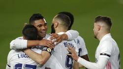 Sapu Bersih El Clasico, Pertanda Madrid Juara Liga?