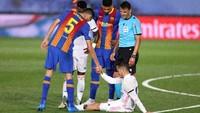 Cedera Ligamen, Vazquez: Hancur!