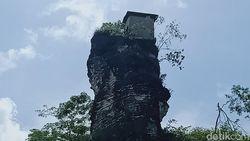 Cerita Rumah Dinamit Peninggalan Belanda di Puncak Bukit Klaten