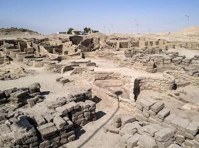 Mesir Temukan Kota Emas yang Hilang, Peninggalan Firaun 3.000 Tahun Silam
