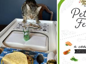 Unik! Tiga Chef Ini Ciptakan Buku Resep Terinspirasi Makanan Kucing