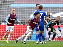 West Ham Vs Leicester: Lingard 2 Gol, The Hammers Menang 3-2
