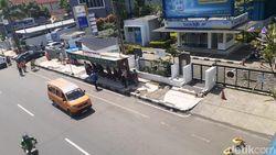 Sepekan Sudah JPO Balai Kota Depok Tanpa Parkir Liar, Semoga Tertib Terus