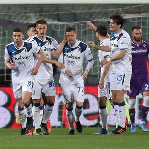 Liga Italia: Tekuk Fiorentina, Atalanta Jaga Posisi di Empat Besar