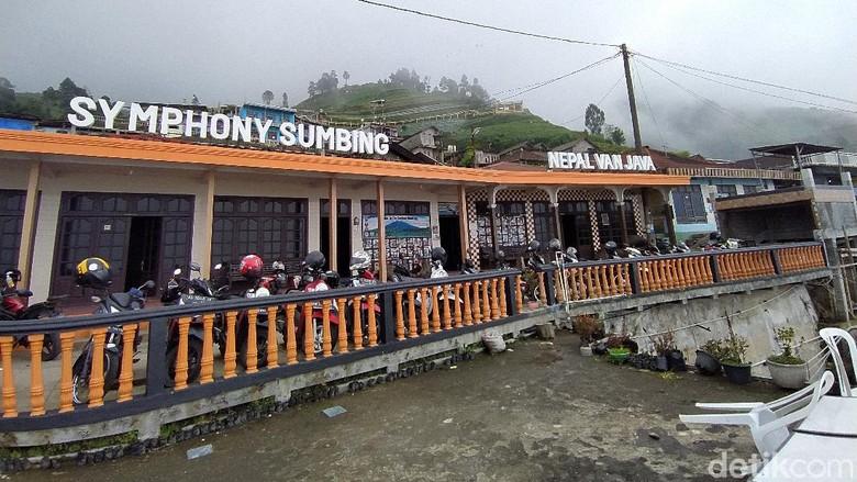 Basecamp Butuh, Dusun Butuh, Desa Temanggung, Kecamatan Kaliangkrik, Kabupaten Magelang