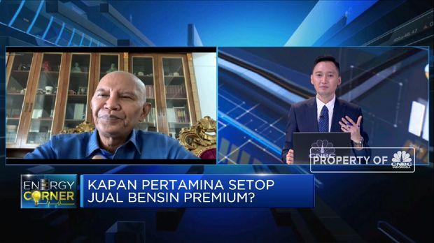 DPR Minta Pertamina Setop Pasok Premium, Ini Jawaban DEN  (CNBC Indonesia TV)