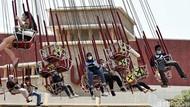 Rileks Sejenak Nakes Wisma Atlet Melepas Penat di Dufan