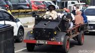 Duh Ngeri Mobil Modif Ini Abaikan Keselamatan Penumpang