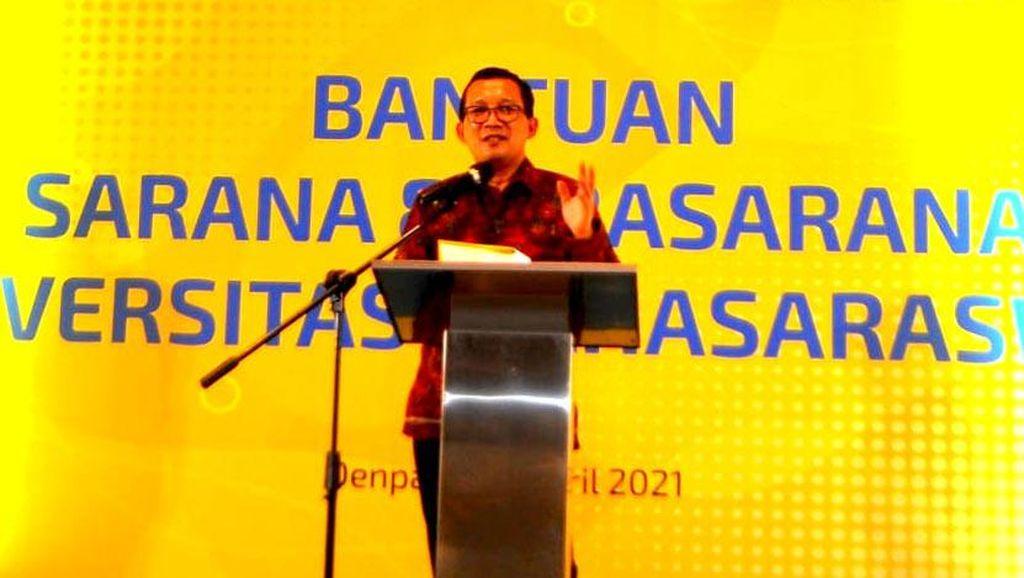 Dukungan untuk Dunia Pendidikan di Bali