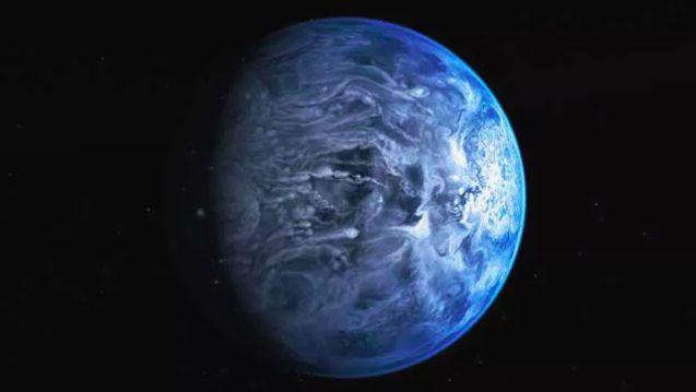 planet ekstrasurya