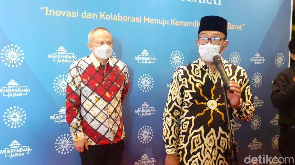 Ridwan Kamil: 5 Flyover Akan Dibangun dari Padalarang-Kebon Kawung Bandung