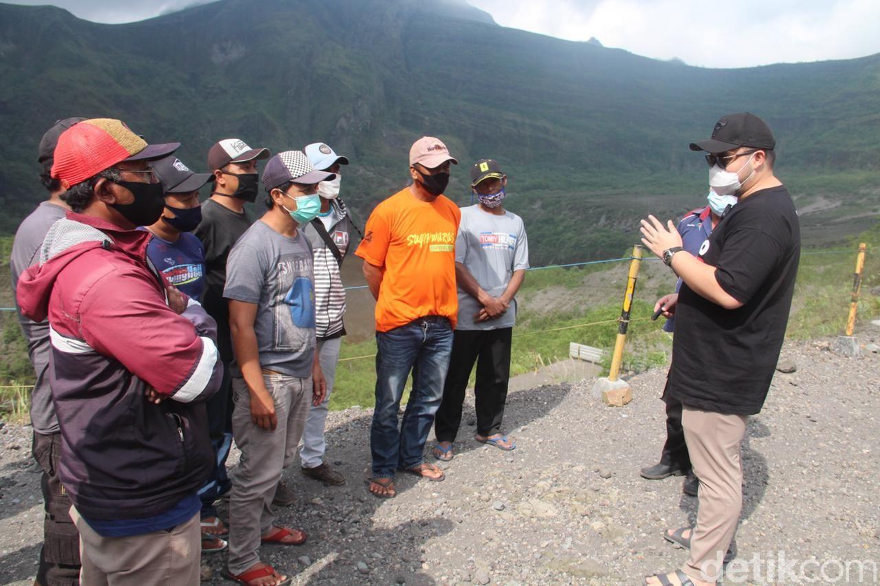 Hore! Wisata Gunung Kelud Kembali Buka, Begini Kondisinya