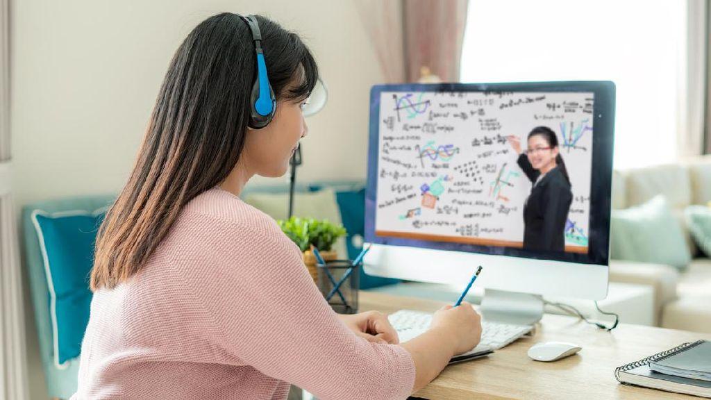 PPKM Bikin Kegiatan Belajar Mengajar Masih Online, Begini Siasati Koneksinya