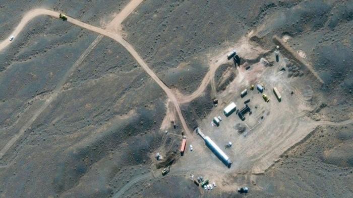 Iran klaim fasilitas nuklir utamanya disabotase, media sebut Israel terlibat