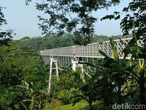 Cerita Horor di Balik Pembangunan Jembatan Cirahong Ciamis