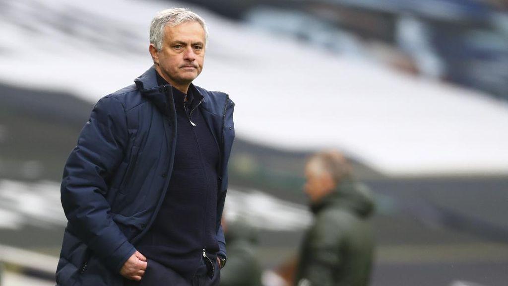 Mana Gairahmu Jose Mourinho?