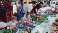 Unik! Kenduri Apem Jelang Ramadan di Klaten Didoakan Lintas Agama