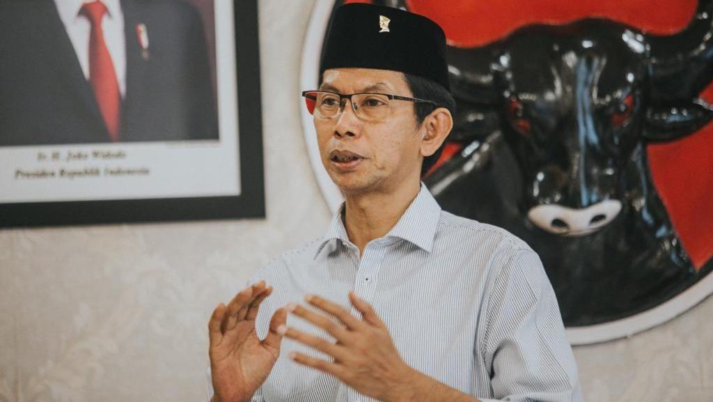 PDIP Surabaya: Pandemi Tak Surutkan Kekhidmatan Umat Sambut Ramadhan