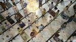 Khusyuk Tarawih di Masjid Cut Meutia