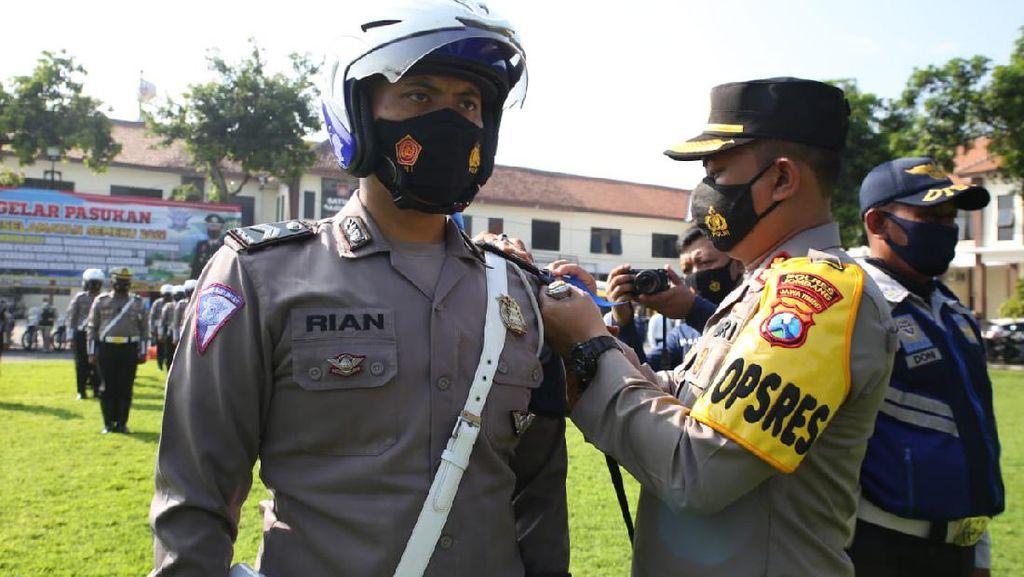 Sosialisasi Larangan Mudik Mulai Digencarkan di Jombang