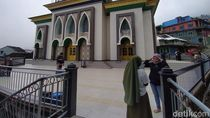 Potret Masjid Nepal Van Java yang Jadi Spot Selfie Favorit