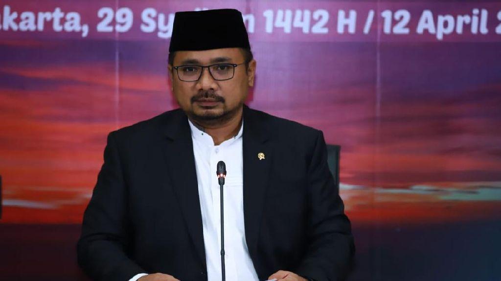 Menag: Zona Merah-Oranye Silakan Ibadah di Rumah Selama Ramadhan