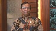 Mahfud Ogah Respons Kritik Sumbu Pendek Andi Arief