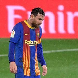 Messi Protes Wasit El Clasico, eh Dijawab Tahu Aturan Sepakbola?