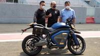Motor Listrik Anubis Bergaya Adventure Dijual Rp 300 Juta, Cuma Ada 50 Unit