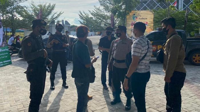 Operasi premanisme di Siak jelang Ramadhan (Dok Polres Siak)