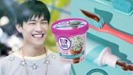 Baskin Robbins Rilis Pasta Gigi Rasa Choco Mint dan Bikin JB GOT7 Antusias